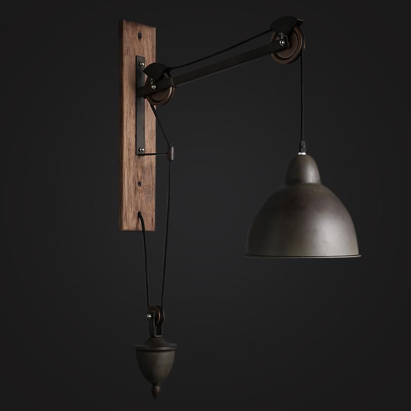 Eevi Factory Wall Sconces