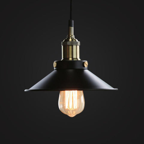 Airlea Black Lamp