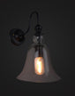 Bell Jar Wall Lamp