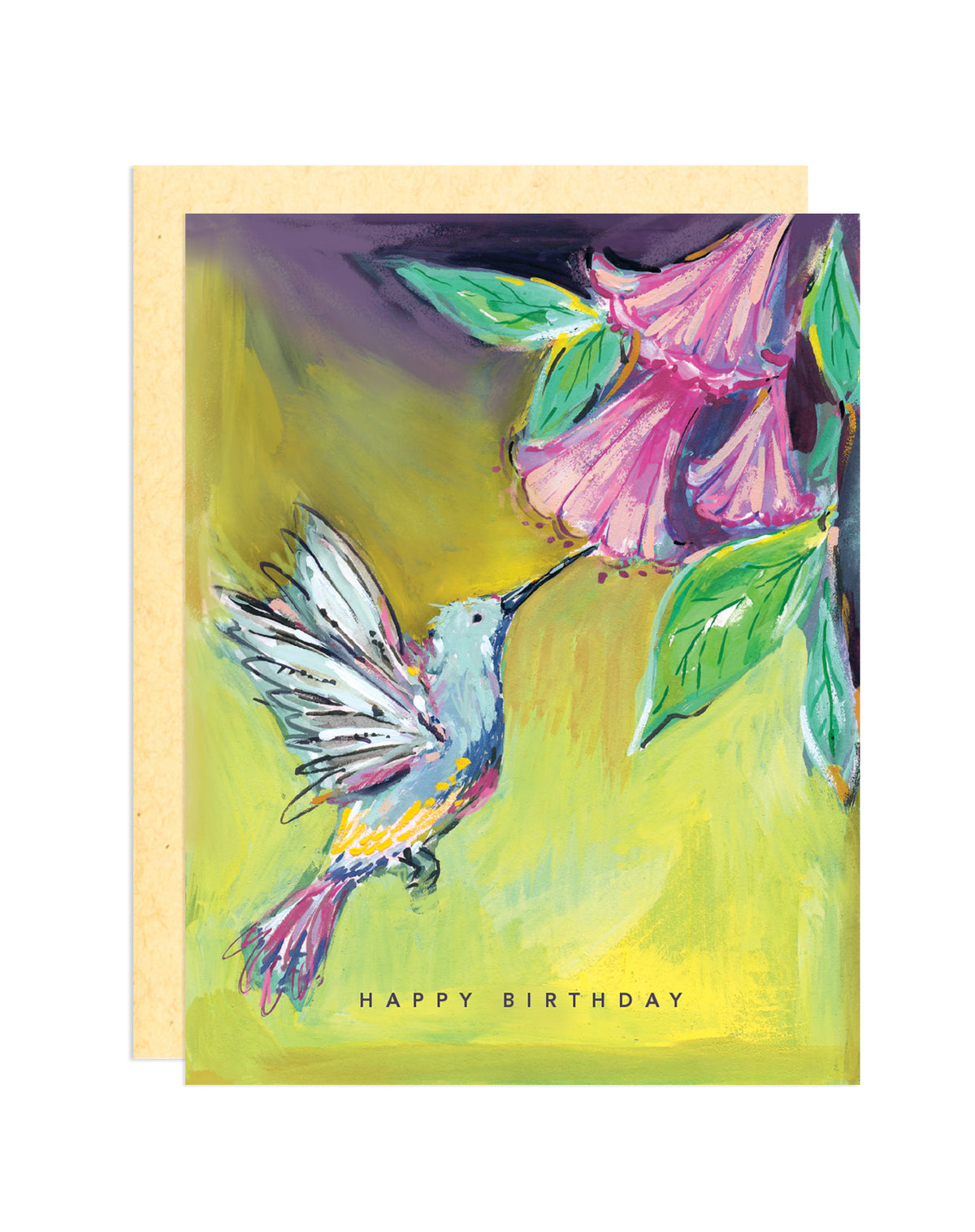 Happy Birthday Hummingbird