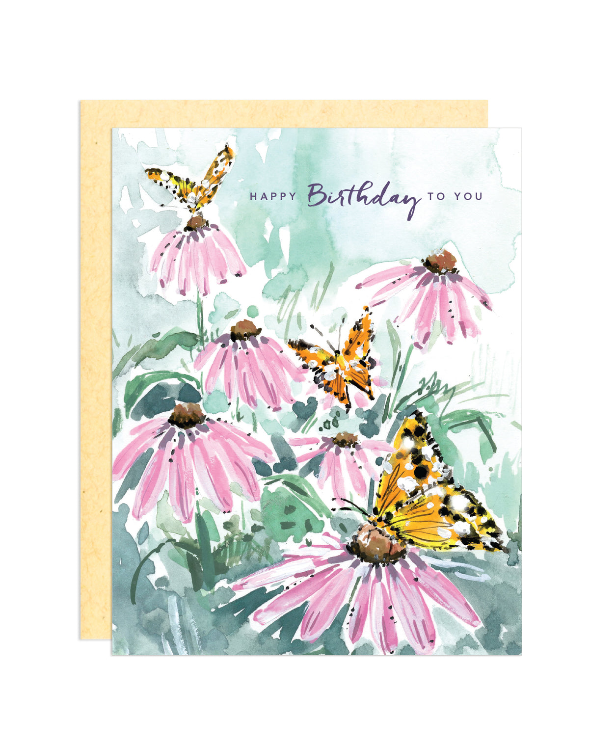 Birthday, Butterflies