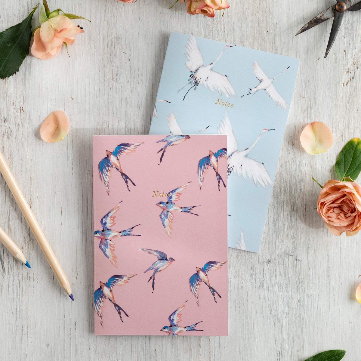 Swallows Pocket Notebook