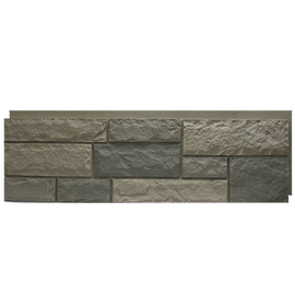 NextStone 6NPTS1 Random Rock Indoor-Outdoor Siding Panel 4 Pack