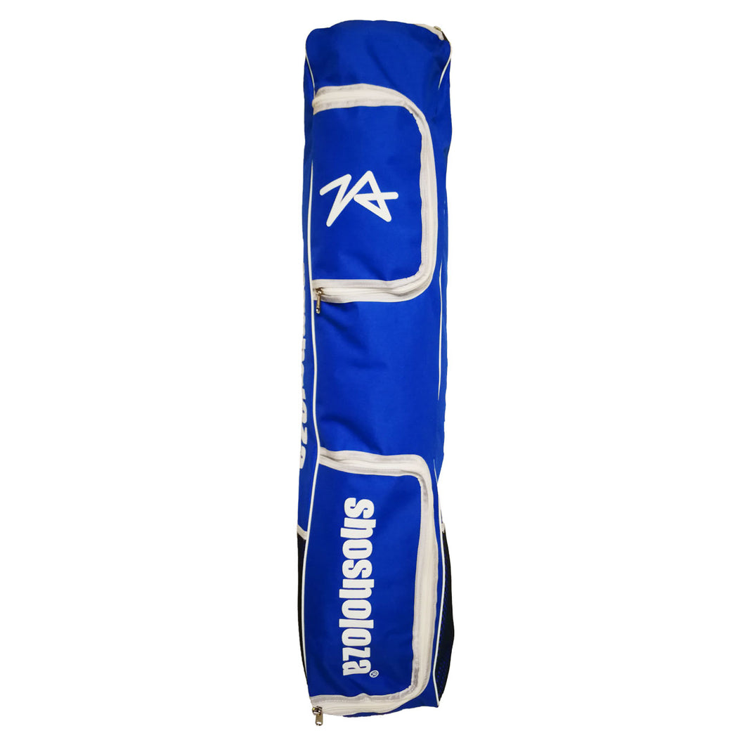 Shosholoza Deluxe Hockey Bag - Blue and White