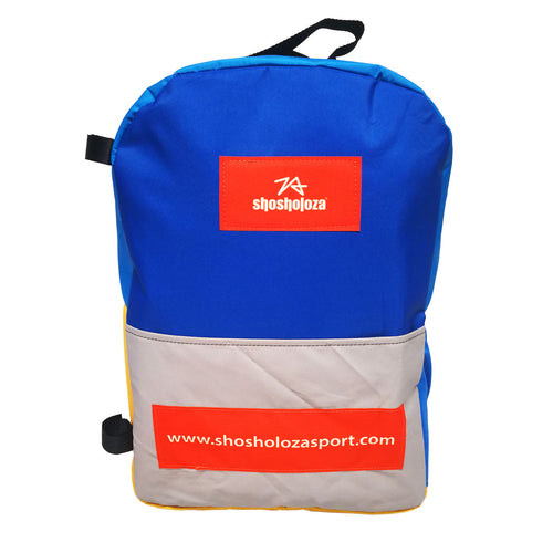 Shosholoza Upcycled Padded Hockey Coach's Bag