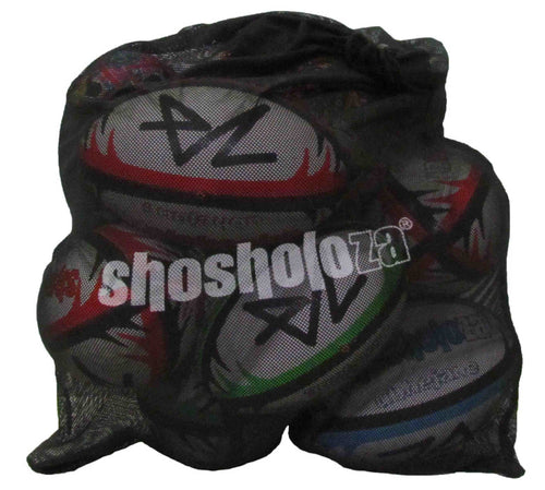 Shosholoza Mesh Ball Carry Bag