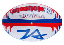Shosholoza uBhejane Personalized Rugby Ball