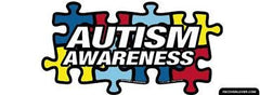 Support Autism awareness by advocating for the special children's need for a better world. Believe you can and your are half way there.