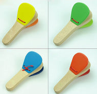 Lovely Kids Castanet Clapper