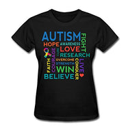 Autism Awareness Women's T-Shirt