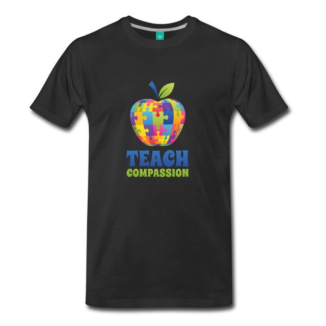 Teach Compassion Comfort Shirt For Men