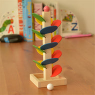 Wooden Tree Slit Puzzle