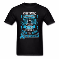 Autism Awareness Quote Shirt for Men