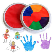 Multicolor Hand Painting Set