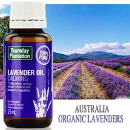 Lavender Calming Oil