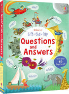 "Usborne Book Series: ""Questions and Answers"""