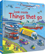 "Usborne Book Series: ""Things That Go"""