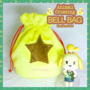 Animal Crossing Bell Bag