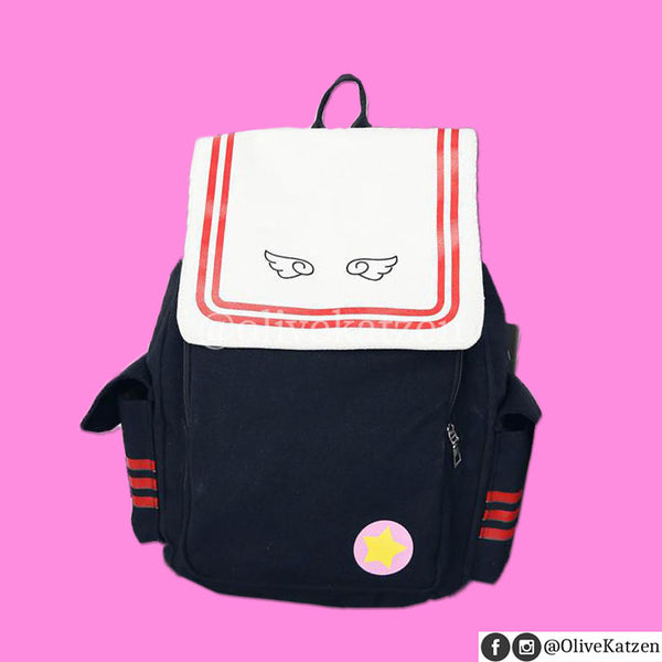 Cardcaptor Sakura Inspired Backpack