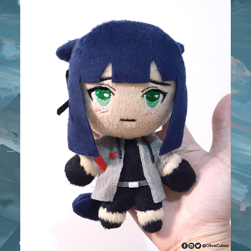 Arknights Plush Doll Jessica
