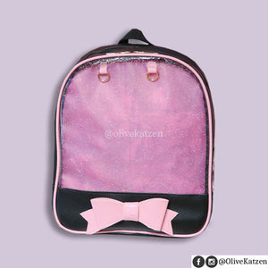 "Bow Backpack ""Ita Bag"" (痛バッグ)"