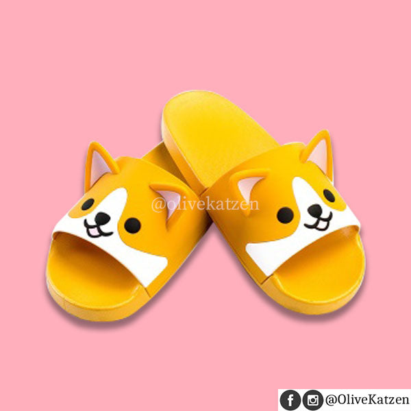 Cat and Dog Slippers