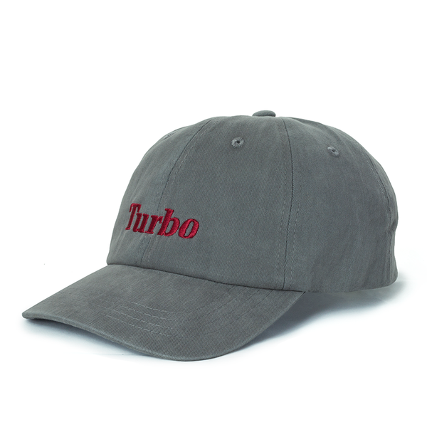 Turbo gray dad hat