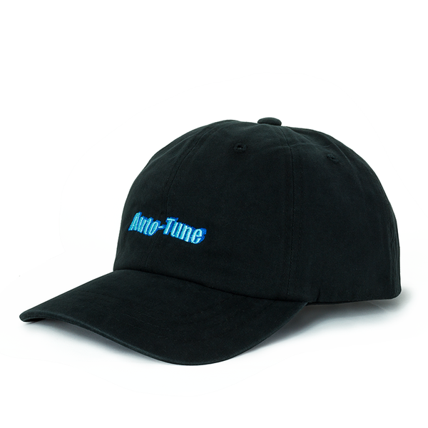 Autotune black dad hat
