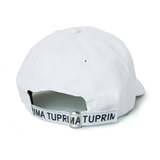 Mantequería white dad hat