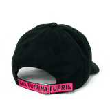 Tuprima black dad hat