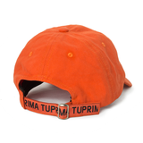 Tuprima orange dad hat