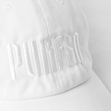 Puresa white dad hat