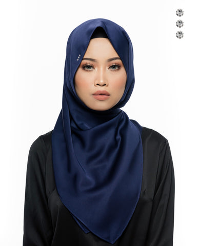 Mawar Semi-Instant Shawl In Cashmere Golden