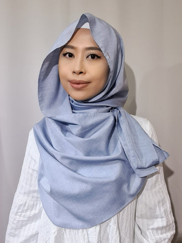 Tiara Shawl In Fresh Skin