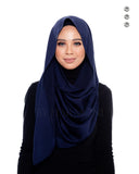 Indah Snoodie In Navy