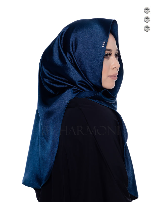 Bidadari Shawl In Galactic Navy