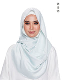 Bidadari Snoodie In Fresh Tiffany