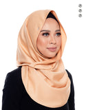 Baby Bidadari Snoodie In Honeycomb