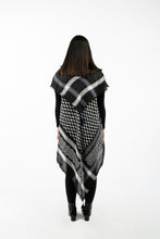 Light Weight Keffiyeh Vest