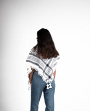 Organic Cotton Keffiyeh