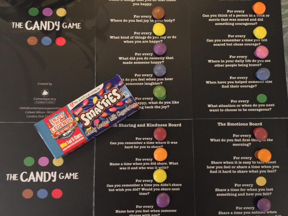 The Candy Game