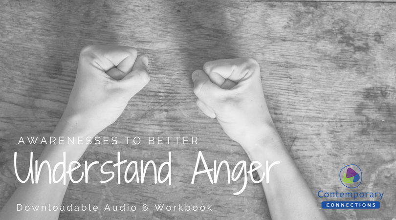 Understand Anger - Audio and Workbook