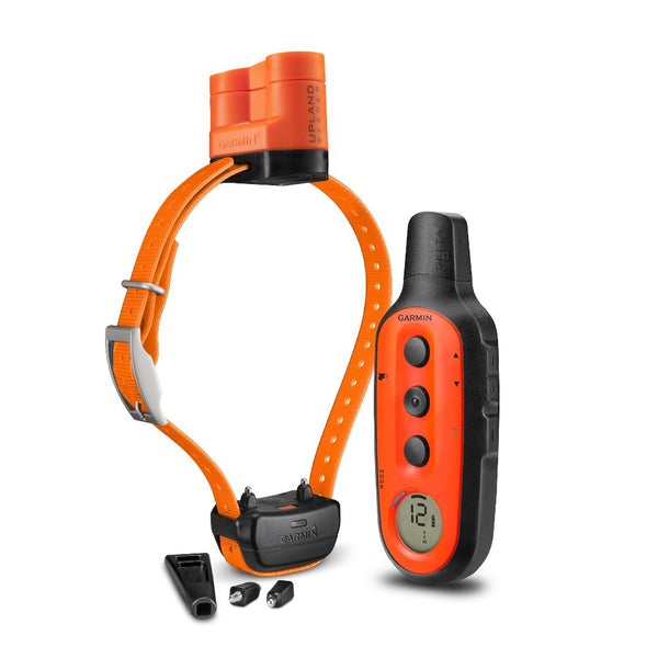 Garmin Delta Upland XC Remote Dog Trainer 3/4 Mile Expandable with Beeper Collar - 010-01470-06