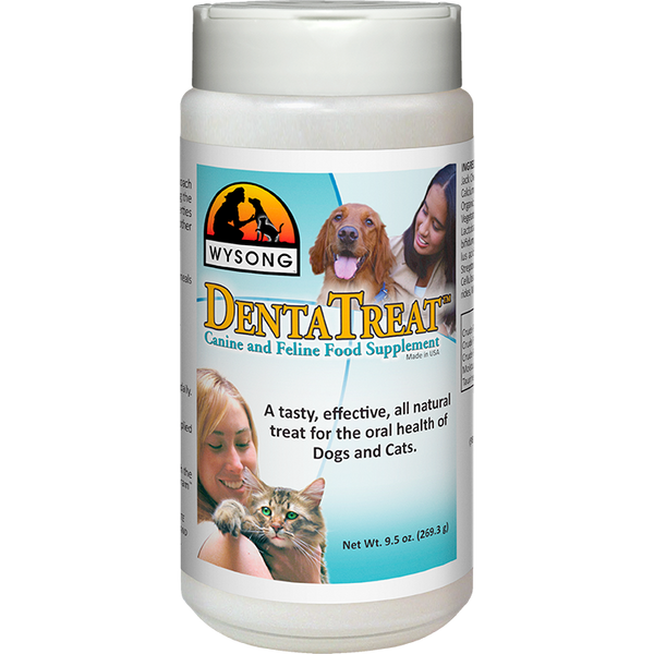WYSONG DentaTreat™9 oz. Bottle
