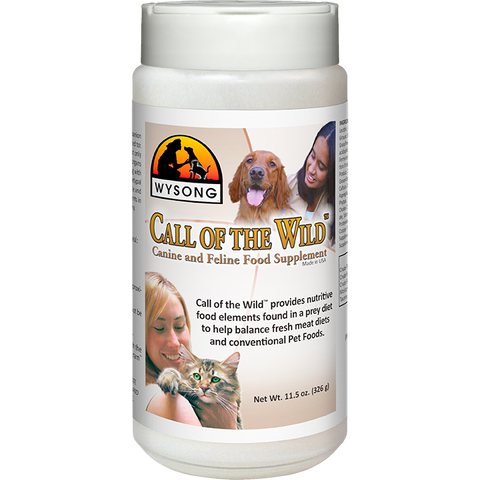 WYSONG Call of the Wild™ . 11 oz