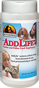 WYSONG Addlife™ 4 lb. Pail