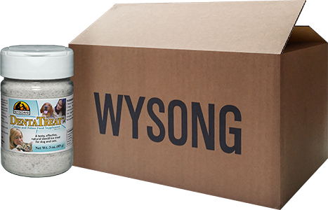 WYSONG DentaTreat™ 4 lb. Pail