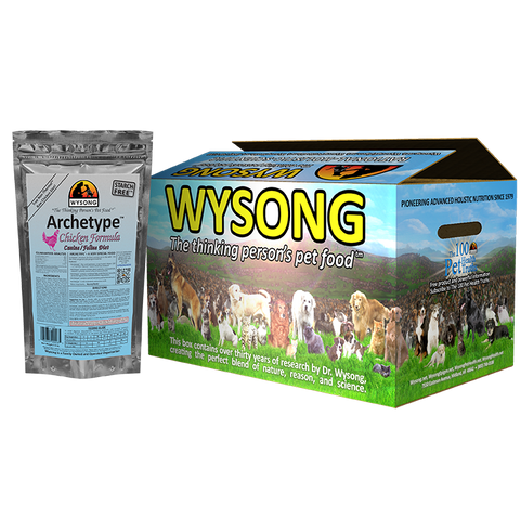 WYSONG Archetype™Chicken Case of 12