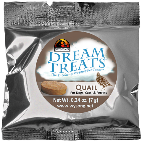 Quail Single Treat (0.28 oz)