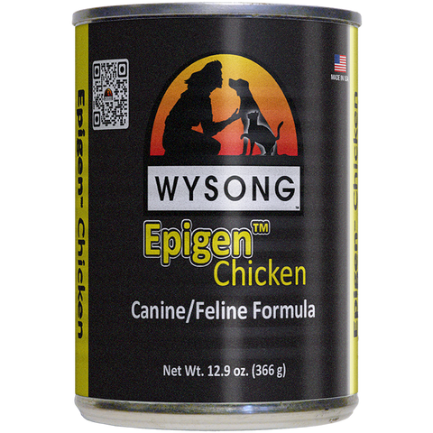 WYSONG Epigen™ Canned DietsCASE of 12 - 12.9 oz. Cans